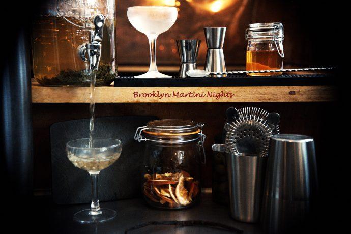 Martini nights au Brooklyn Bar Paris